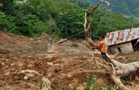 Banjir dan Longsor Menyergap 12 Kecamatan di Tasikmalaya