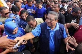 SBY Tegaskan Tak Terkait Walk Out Demokrat saat Bahas…
