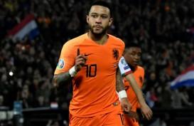 Memphis Depay Bakal Tinggalkan Lyon, ke Barcelona Tahun Depan