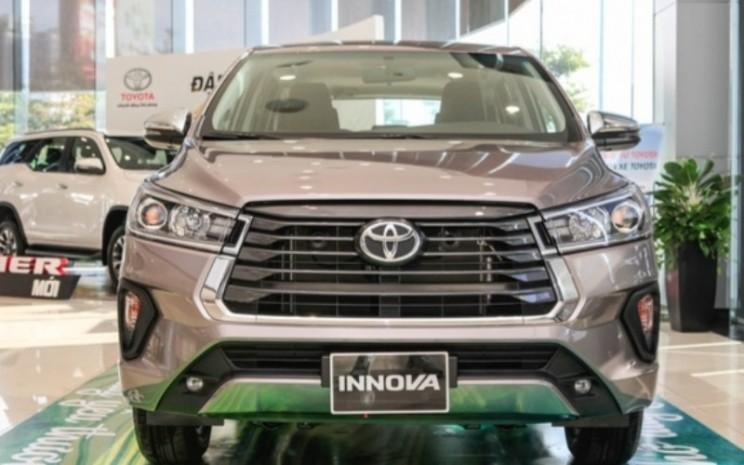 Toyota Innova 2021. / Istimewa