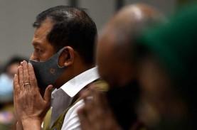 PENANGANAN COVID-19 : Ketersediaan ICU Jakarta Membaik