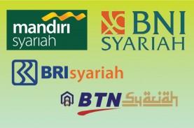 Merger Bank Syariah BUMN, Bank Mandiri Pengendali…