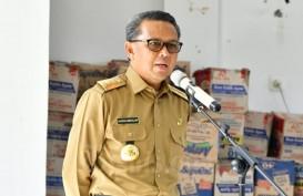 Penanganan Covid-19 Sulsel Diapresiasi Jokowi, Gubernur Nurdin : Kita Jangan Terlena