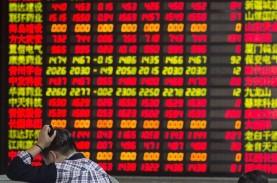 Pertama Kali Sejak 2015, Kapitalisasi Bursa China…