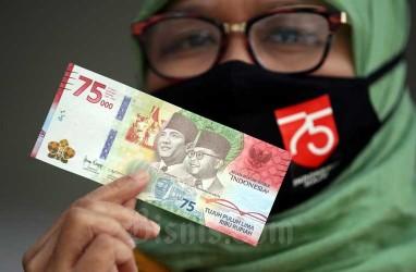Rupiah Tak Gentar Demo Omnibus Law, Menguat ke Rp14.600-an