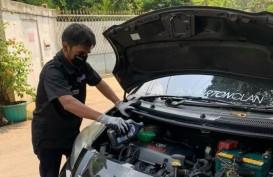 ExxonMobil-Brum Indonesia Luncurkan Jasa Rawat Mobil di Rumah