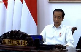 Fenomena La Nina, Jokowi Ingatkan Dampak Terhadap Sektor Pertanian