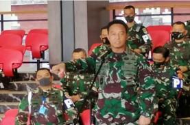 TNI Kerahkan 62.000 Personel Pantau Wilayah Prioritas…
