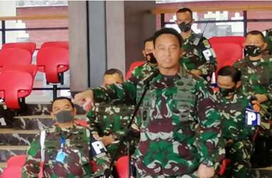 TNI Kerahkan 62.000 Personel Pantau Wilayah Prioritas Penanganan Covid-19