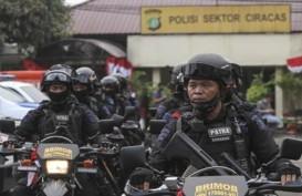 Demo 1310 UU Cipta Kerja, Polisi Turunkan 12 Ribu Personel di Sekitar Monas