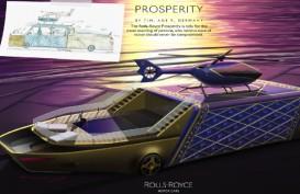Menggemaskan, Ini Deretan Desain Mobil Karya Anak-anak Rolls-Royce