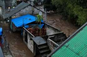 Ancaman La Nina, BPBD Jabar Petakan Daerah yang Berpotensi…
