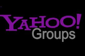 Sayonara, Yahoo! Groups Ditutup Akhir Tahun Ini