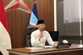 Soal UU Cipta Kerja, AHY Curhat Diserang Akun Bodong