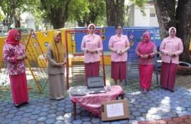 Kolaborasi Pertamina-Polri, 60 Unit Laptop Disalurkan untuk Sekolah di Sulawesi