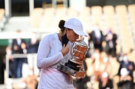 Wow, Rangking Iga Swiatek Melejit Usai Juara French…