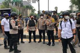 Ricuh di Akhir Demo 1310, Kapolda Metro Jaya: Ulah…