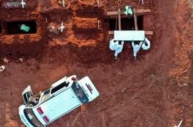 Update Corona 13 Oktober: Jatim Kembali Catat Kematian…