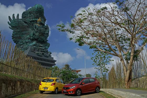 All-new Honda Brio. Honda Brio Satya menjadi model kedua dengan penjualan tertinggi bagi Honda dengan total 2.507 unit.  - HPM