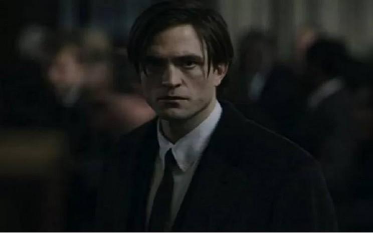 """Robert Pattinson sebagai Bruce Wayne/Batman dalam cuplikan trailer """"The Batman"""" (2021) - Antara/Twitter"""