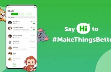 Aplikasi Pesan Instan Lokal Hi App Masuki Tahap Uji Coba