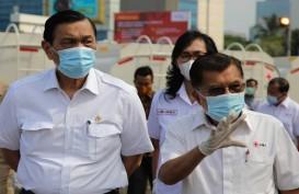 Tekan Kasus Covid-19 di Jabodetabek & Bali, Luhut Minta 2 Hal Ini Digenjot