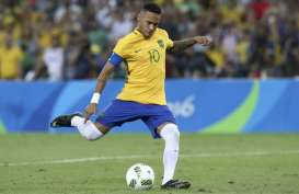 Hasil Pra-Piala Dunia 2022: Neymar Hattrick, Brasil Pimpin Klasemen