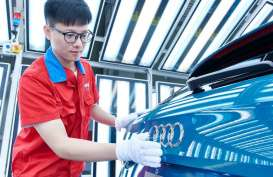 Meski Pandemi, Audi AG Perkuat Produksi Mobil Listrik di China