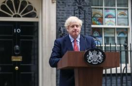 Kasus Covid-19 di Inggris Meningkat, Boris Johnson Didesak Berlakukan 'Circuit Breaker'