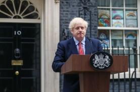 Kasus Covid-19 di Inggris Meningkat, Boris Johnson…