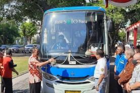 Tahun Depan, Banyumas Punya Bus Mirip Transjakarta