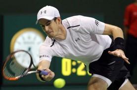 Belum Kembali ke Performa Terbaik, Murray Tersingkir…