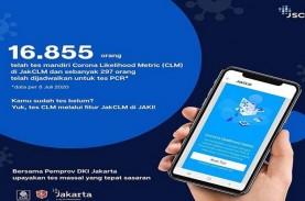 Selama PSBB, DKI Jakarta Terima 6.886 Laporan Pelanggaran…