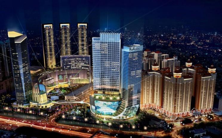 Proyek Neo Soho Podomoro City besutan PT Agung Podomoro Land Tbk. (APLN)