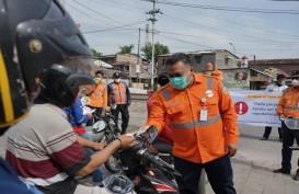 KAI Sosialisasi Keselamatan Pelintasan Sebidang di Semarang