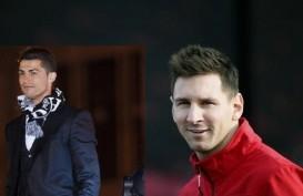 Positif Covid-19, Duel Ronaldo vs Messi di Liga Champions Terancam Batal