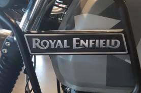 Waduh, Royal Enfield Pilih Bangun Pabrik di Thailand…