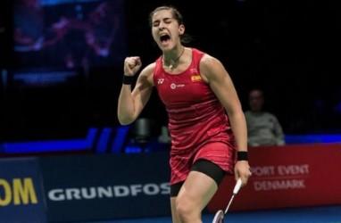 Hasil Denmark Open 2020: Carolina Marin Targetkan Jadi Juara