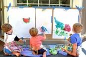 Seni Ternyata Bikin Anak Tambah Cerdas Lho