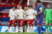 Hasil Nations League : Inggris Tumbang di Wembley, Belgia Atasi Islandia