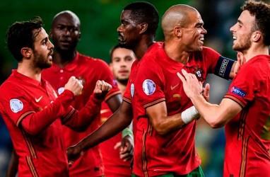Hasil Nations League : Portugal & Prancis Berebut Juara Grup A3