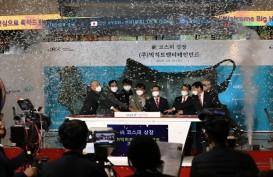 Cuan Besar! Saham BTS Melonjak 30 Persen di Perdagangan Perdana Hari Ini
