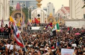 Thailand Keluarkan Undang-Undang Darurat untuk Hentikan Aksi Protes di Bangkok