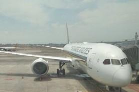 Singapore Airlines Mulai Investasi Platform Loyalitas