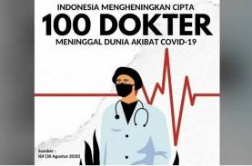 136 Dokter Meninggal Akibat Covid-19