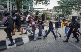 1.548 Pelajar Ditangkap karena Demo UU Cipta Kerja, Anies: Jangan Dihukum