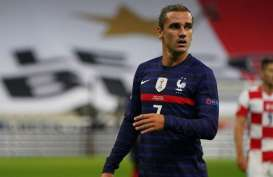 Bawa Prancis Menang, Griezmann Sindir Pelatih Barcelona Koeman