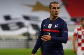 Bawa Prancis Menang, Griezmann Sindir Pelatih Barcelona…