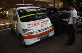 Ambulans Diamankan saat Demo UU Ciptaker, Ini Kata PP Muhammadiyah