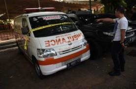 Ambulans Diamankan saat Demo UU Ciptaker, Ini Kata…